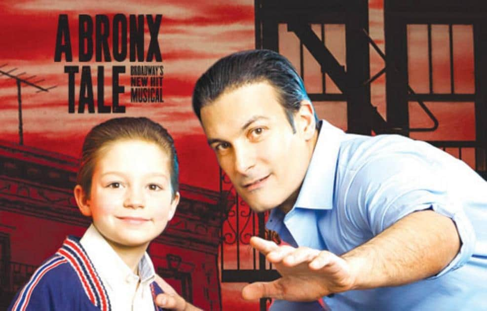 Worcester's Hanover Theatre Announces 2019-2020 Broadway Series Featuring A Bronx Tale
