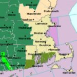 FLOOD WATCH: Worcester Could See Up to 2 Inches of Rain on Saturday
