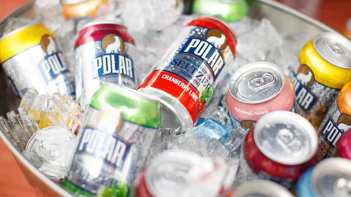 SEE THE LIST: All 19 Flavors of Polar Seltzers Have Been Ranked
