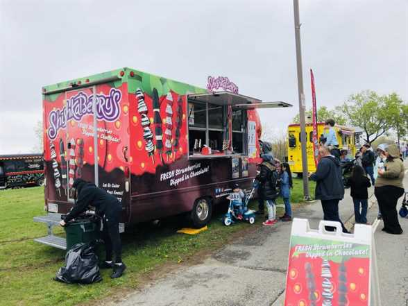 PHOTOS: Thousands Attend 2019 Worcester Food Truck Throwdown 19
