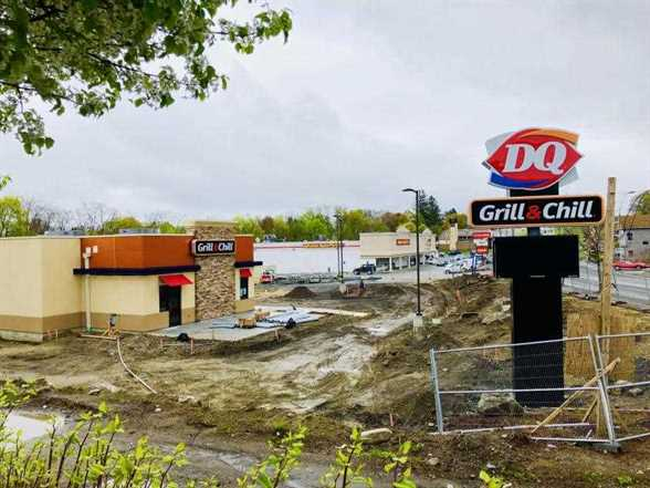 Worcester's Grafton St. Dairy Queen Hoping to Open June 24 2