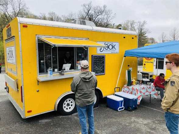 PHOTOS: Thousands Attend 2019 Worcester Food Truck Throwdown 2