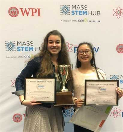 More than 100 Mass. High School Seniors Commit to Study STEM