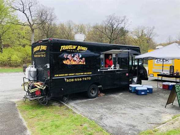 PHOTOS: Thousands Attend 2019 Worcester Food Truck Throwdown 4