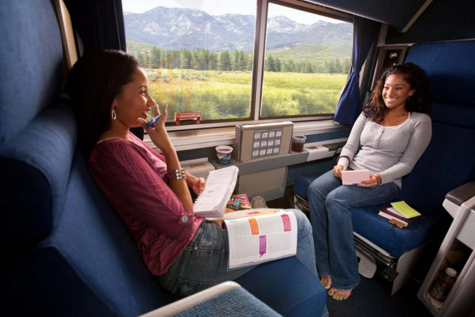 1 WEEK ONLY: BOGO on Sleeping Cars with Amtrak from Worcester