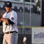 Former Worcester Bravehearts Pitcher Makes MLB Debut; Strikes Out Six