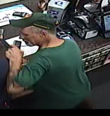 Worcester PD Searching for Armed Robber that Assaulted Store Clerk 4