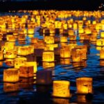 Water Lantern Festival Brings Hundreds to Worcester's Elm Park