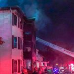 2 Residents Displaced in 3-Alarm Fire on Worcester's Grafton Hill