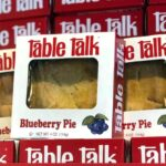 Table Talk's 3 for $1 Pie of the Day: BLUEBERRY