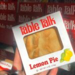 Table Talk's 3 for $1 Pie of the Day: LEMON
