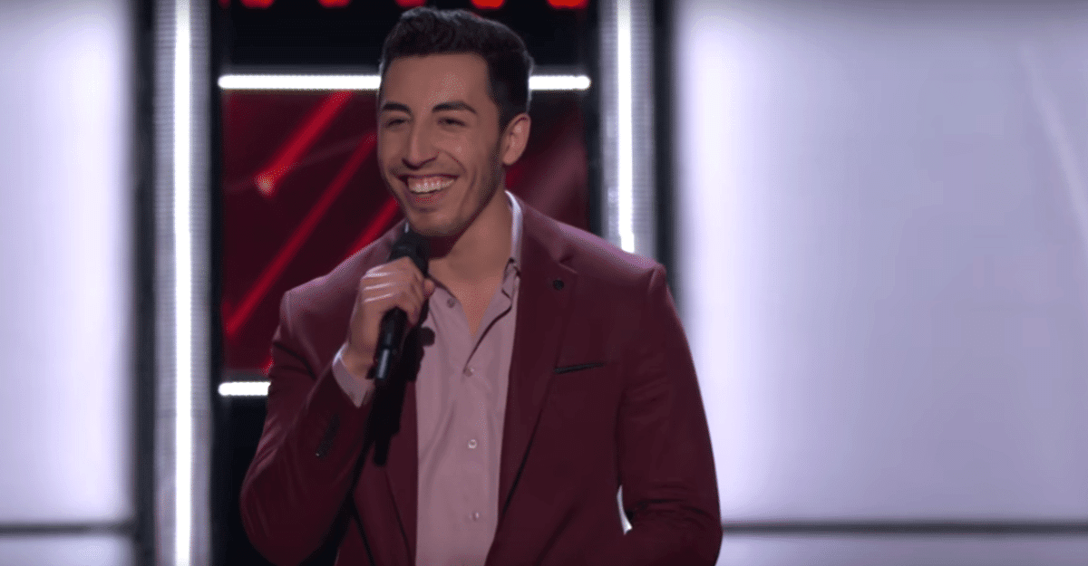 WATCH: Worcester's Ricky Duran Gets Standing Ovation on NBC's The Voice