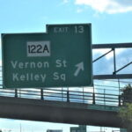 Kelley Square I-290 Ramp will Be Right-Turn Only in 1 Week